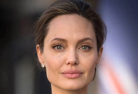 Angelina Jolie Continues To Fight For Those Who Are | angelina jolie continues to fight for those who are