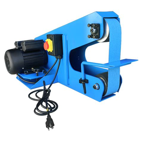 HD Industrial Portable 3'' Belt Sander Grinder 1 Phase 110v 1680RPM .75kW