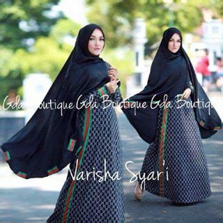 Varisha Syari pusat gamis syari gda boutique varisha gucci syar i by
