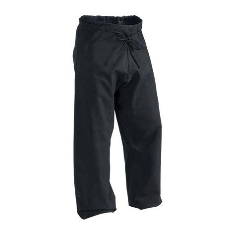12 oz heavy weight cotton karate black size 8