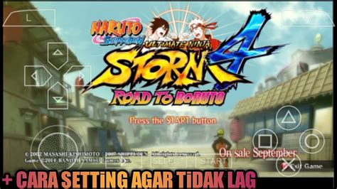cara mod game naruto cara download di android game naruto shippuden ultimate
