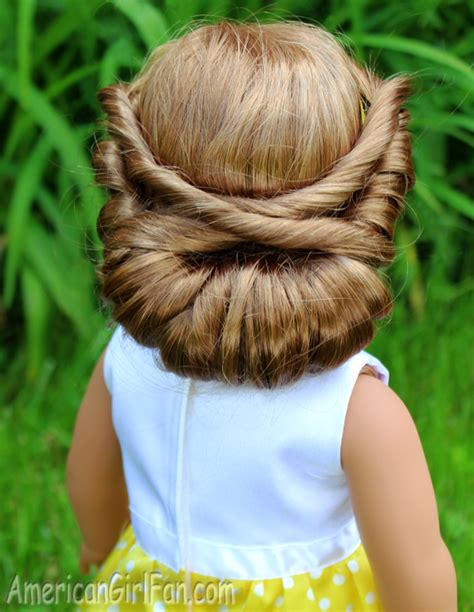 Hairstyles For American Dolls by Americangirlfan Doll Hairstyles
