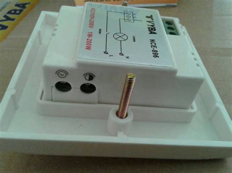 Jual Saklar jual saklar sensor otomatis nc896 vyba electric