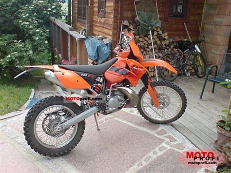 Ktm 200 Exc 2007 Ktm 200 Exc 2007 Specs And Photos