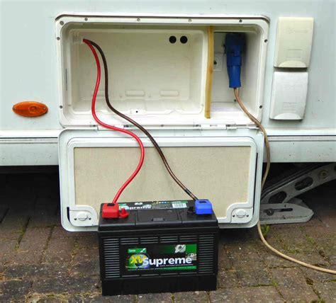 diy leisure battery wiring fix practical advice new used