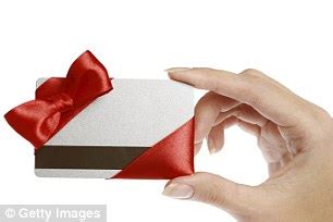 Turn Gift Cards Into Cash Australia - turn unwanted gift cards into spare cash daily mail online