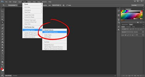 reset text tool in photoshop photoshop cs6 text glitching fixing the text corruption