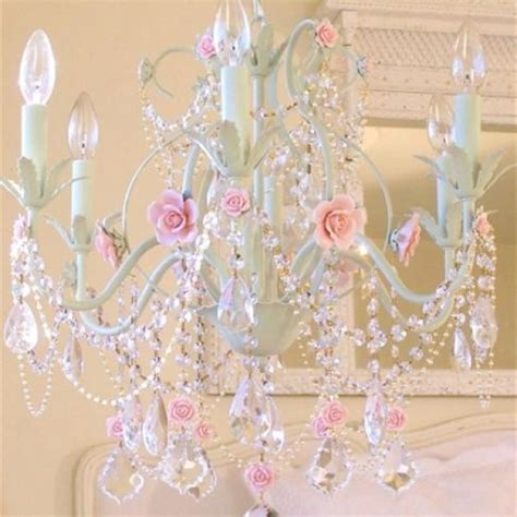 Shabby Chic Chandeliers Cheap 43 Best Images About Shabby Chic Chandeliers On Pinterest