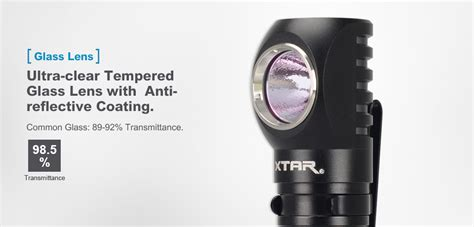 Senter Kepala Xtar H3w Warboy Led Cree Xm L2 U2 950 Lumens Warm Ligh h3 warboy cool light headl headlight