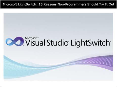 tutorial visual studio 2013 pdf visual studio lightswitch tutorial pdf leadersfilecloud