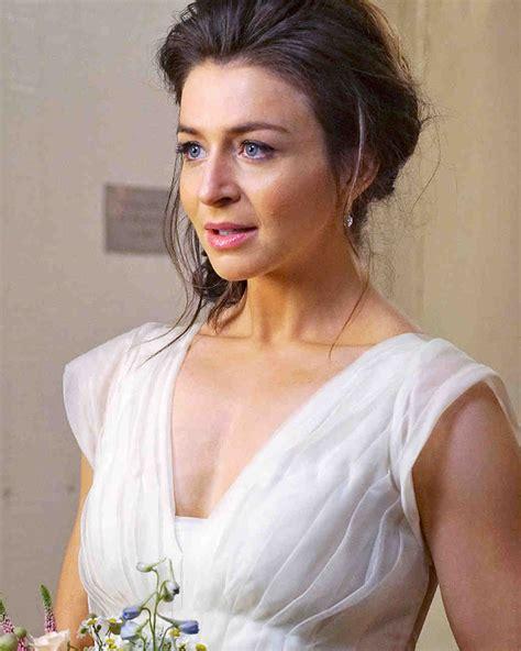 Iconic TV Wedding Dresses That Stole the Show | Martha ... Grey's Anatomy Season 12 Finale