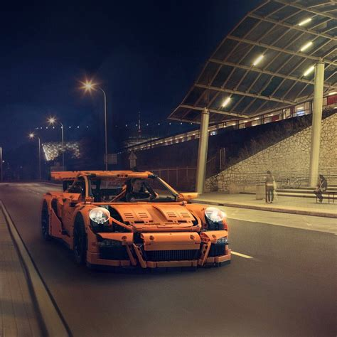 porsche life size what the life size porsche gt3 rs would look like