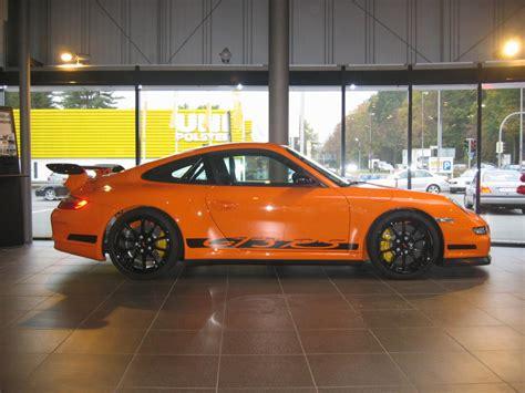 Schmitz Porsche by Porsche 997 Gt 3 Rs Mk 1 Josef Schmitz