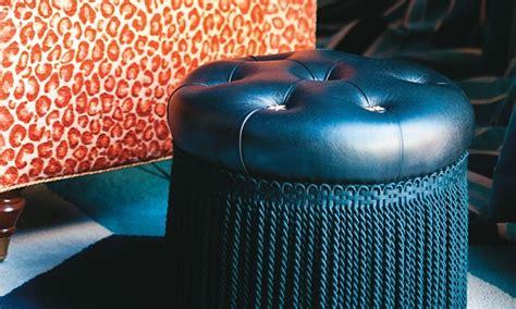 Luxo decora 231 227 o de sof 225 com tachas franja e muito veludo do