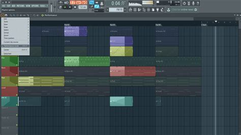 fl studio tutorial image line fl studio tutorial beat juggling with performance mode