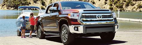 How Much Can A Toyota Tundra Tow How Much Can The 2017 Toyota Tundra Pull