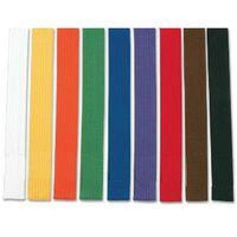 belt colors in karate pin karate belt colors