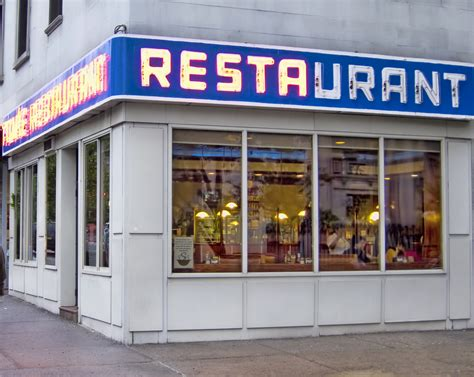 Broadway Lights Diner by The World S Best Photos Of Broadway And Seinfeld Flickr