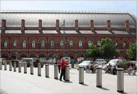 Bahnhof St Pancras by Bahnhof St Pancras In 29 06 2015 M