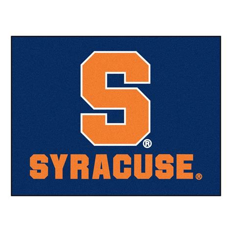 Syracuse Mba 3 2 by Fanmats Syracuse 2 Ft 10 In X 3 Ft 9 In All