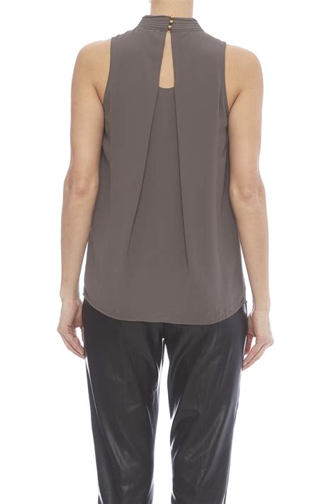 swing blouses shirts kld signature grey swing blouse from bucktown by havlan