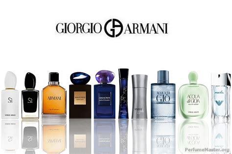Homme By Master Parfum fragrance news giorgio armani perfume collection