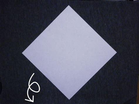 Mountain Fold In Origami - katakoto origami step2 quot mountain fold quot