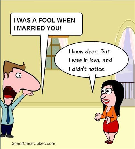 Funny Marriage Spat   Great Clean Jokes