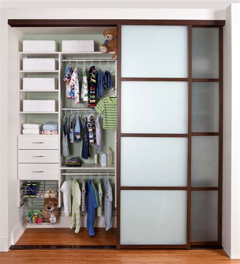 Reach In Closet Doors Children S Reach In Closet Contemporary Closet New York By Transform Home