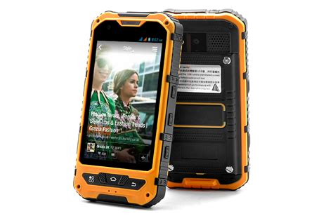 rugged android phone rugged android 4 2 phone dual shockproof ip67 dust proof waterproof ebay