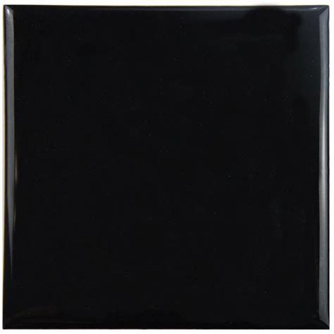 merola tile twist square black olive 3 3 4 in x 3 3 4 in ceramic wall tile wrc4twbo the home