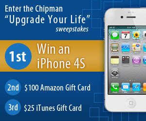 Win Iphone Sweepstakes - win an iphone 4s sweepstakes julie s freebies