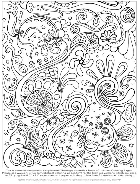 coloring pages for adults abstract pdf free coloring pages to print color free