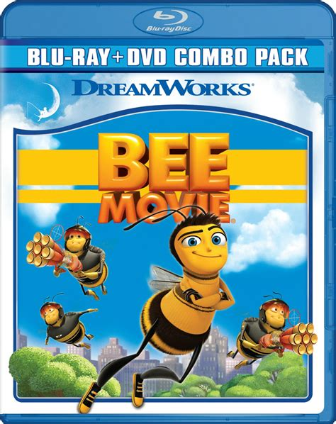 film semi bluray bee movie dvd release date march 11 2008