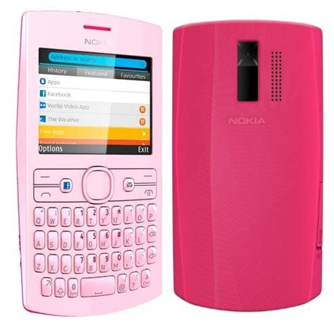 Hp Nokia Asha 205 Second hp nokia murah terbaik
