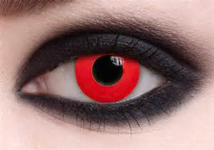 halloween red eye contacts red contacts images amp pictures becuo