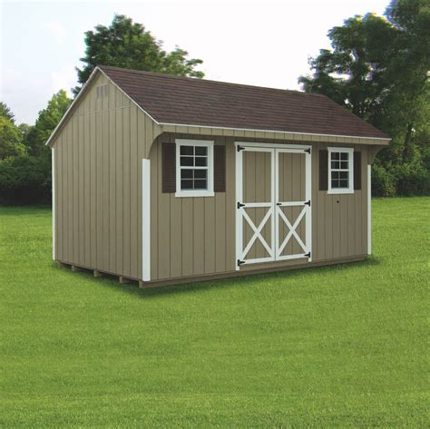 Mast Sheds by Mast Mini Barns Carriage House