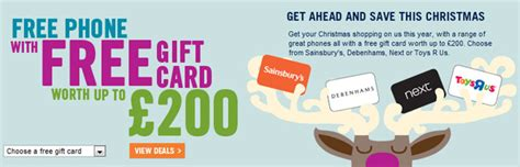 Carphone Warehouse Gift Card - uk carphone warehouse offering gift cards with smartphone contracts