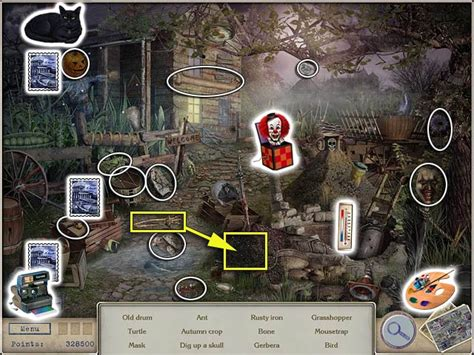 black mirror zodiac puzzle letters from nowhere 2 walkthrough guide tips big fish