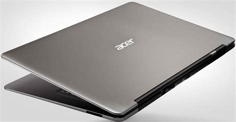 Laptop Acer Slim S3 acer aspire s3 951 2634g25nss notebookcheck fr