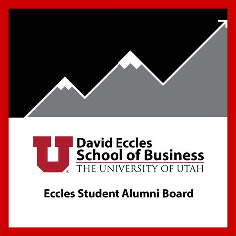David Eccles School Of Business Mba by Student Clubs Organizations David Eccles School Of