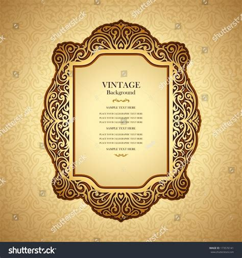 Background Wedding Book by Vintage Background Design Book Cover Stock Vector