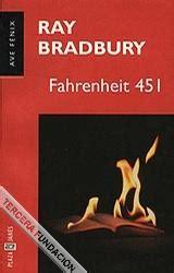 fahrenheit 451 spanish edition b00anu1v3c fahrenheit 451 ficha biblioteca la tercera fundaci 243 n