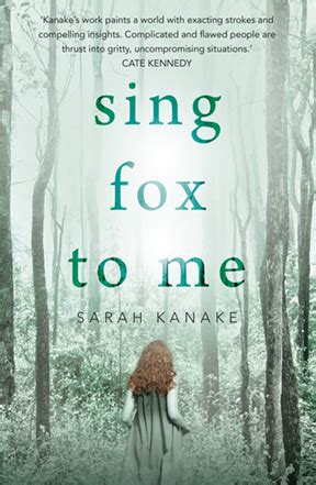 singing in the wilderness books sing fox to me