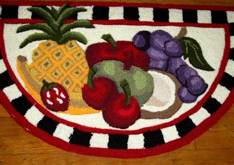 Fruit Kitchen Rugs by Kitchen Updates