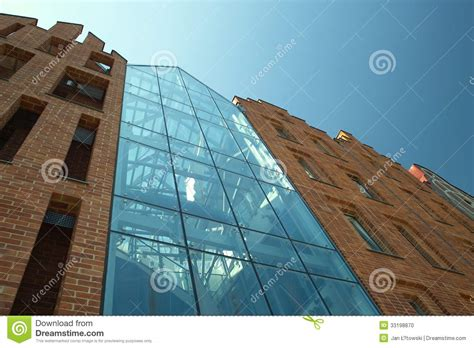 old modern stock photo old and modern architecture image 33198870