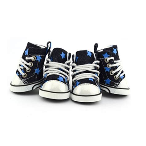 light up dog shoes converse dog shoes by parisian pet denim stars with same