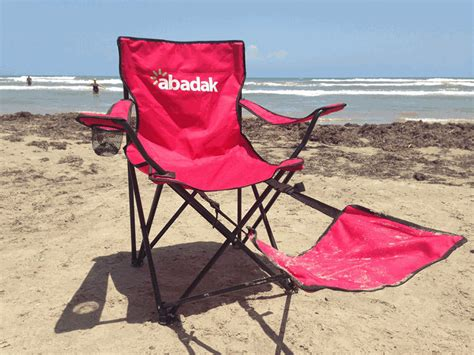 instant chair abadak instant chair with footrest