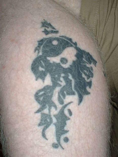 tattoo shop aylmer quebec tribal ying yang tattoo