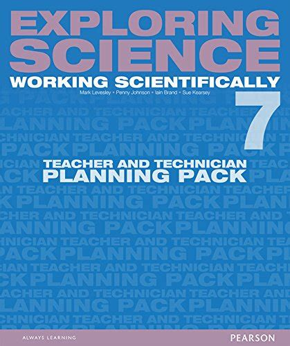 exploring science working scientifically exploring science working scientifically assessment support pack year 9 book ebay